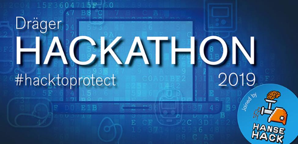 Der HanseHack zu Gast bei #hacktoprotect von Dräger