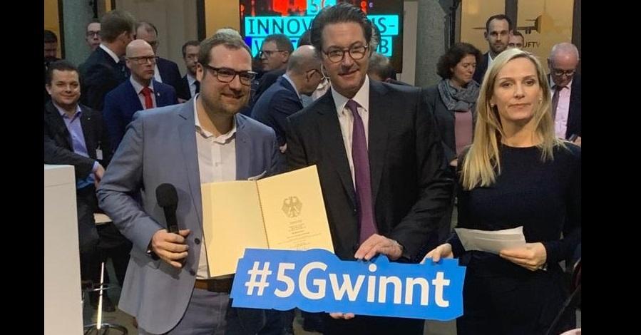5G-Innovationswettbewerb: Lübeck erhält Förderung für Hafen