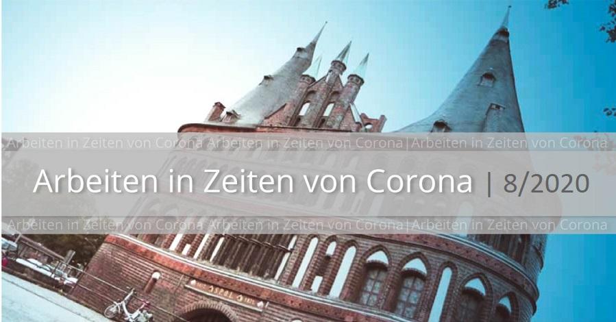 Arbeiten in Zeiten von Corona – Der CDO der Hansestadt Lübeck