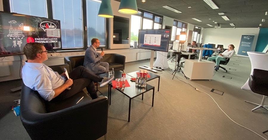 Lübeck hanseatisch digital – Online-Netzwerktreffen zur Digitalstrategie