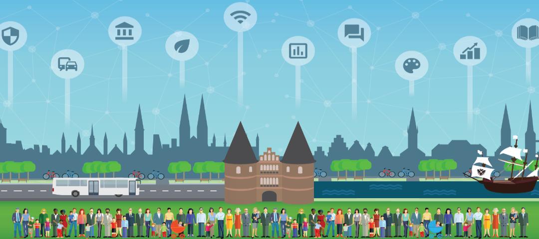 Modellprojekt Smart City