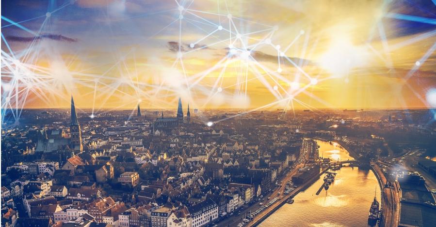 Studie: Lübeck ist Smart City Aufsteiger 2020