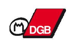 Mitglied Energiecluster Lübeck DGB Logo