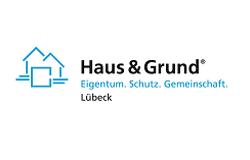 Mitglied ENergiecluster Lübeck HausundGrund Luebeck Logo