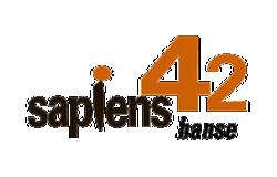 Mitglied Energiecluster Lübeck Sapiens42 Hanse Logo
