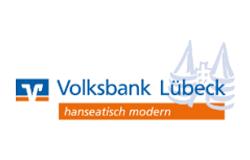 Mitglied Energiecluster Lübeck Volksbank Luebeck Logo