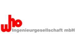 Mitglied Energiecluster Lübeck who Ingenieursgesellschft mbh Logo