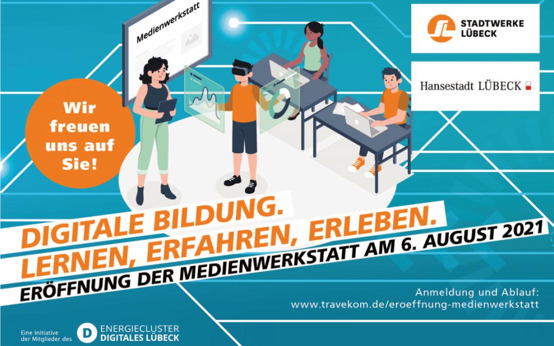 Lübeck erhält eine Medienwerkstatt
